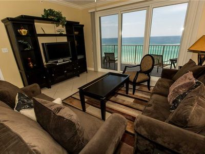 Photo for Modern Furnishings Throughout 7th Floor Ocean Front View Unit with Balcony
