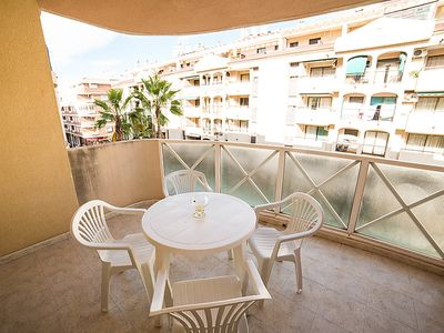 Photo for Apartment Edificio Mediterranea II in Torrevieja - 4 persons, 2 bedrooms