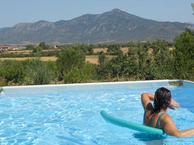 Photo for Independent apartment in the countryside pool use