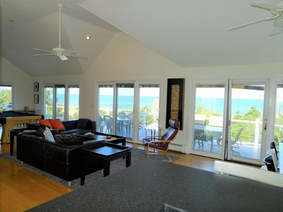 Photo for GORGEOUS VIEWS OF CAPE COD BAY FROM THIS 5 BEDROOM 2 BATH BREWSTER HOME!