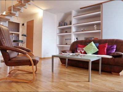 Photo for Podwale 2 apartment in Nowe Miasto with WiFi & air conditioning.
