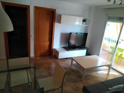 Photo for Cozy 2 bedroom apartment in Daimus with pool