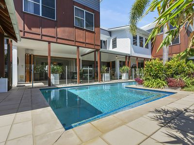 Photo for Argia House - Waterfront, Pool, Spa, WiFi and Pet Friendly