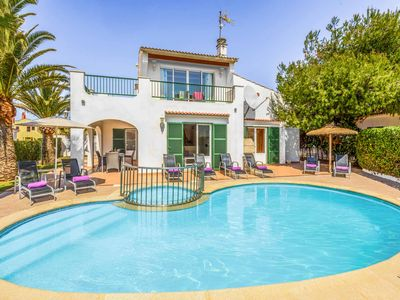 Photo for Villa Sofia - stylish villa with pool and children's pool - very close to beach!