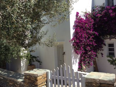 Photo for Sifnos Vathi: nice house a few steps from the beach