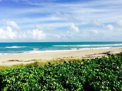 Photo for Amazing 2BR/2BA on Hutchinson Island steps from the beach