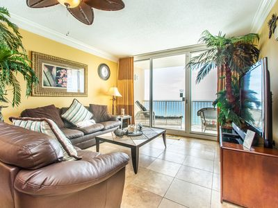 Photo for BeachFront- 5 Pools- 3 Hot Tubs☀ Inspected & Disinfected☀2BR Majestic 1-1503