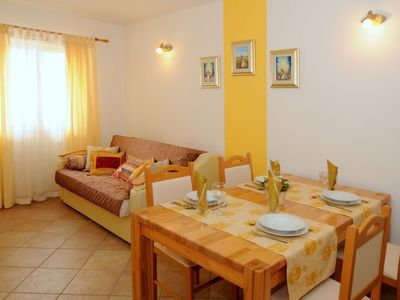 Photo for Vacation home Marijana in Makarska - 2 persons, 1 bedrooms
