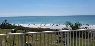 Photo for Direct Gulf Front/Beach Views with Awesome Sunsets await your arrival