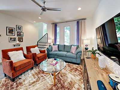 Photo for New Listing! Newly Furnished Nashville Condo, Near Honky Tonk Highway