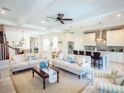 Photo for Jewel of Terra Cotta w/ Private Pool - Short Walk to the Beach!