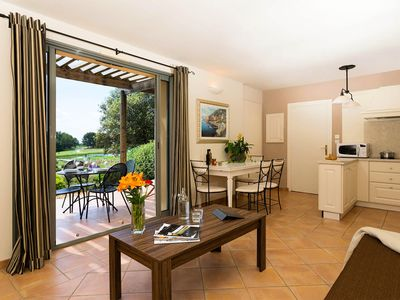 Photo for Residence Provence Country Club **** - 2 Room Apartment - 4 People