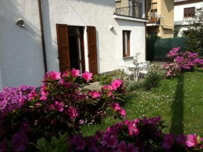 Photo for Bellagio - Italy. Apartment with garden. (Skype: micinver)