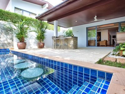 Photo for ❤️ 3 BR Villa ✅ Private Pool ✅ Close To Beach, Shops & Restaurants ✅ Great Deal