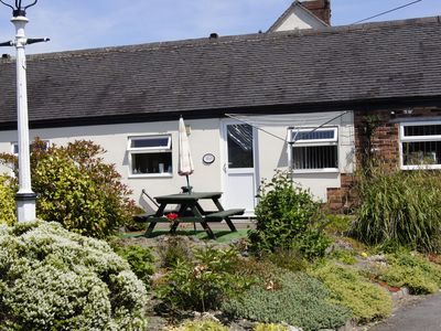 Photo for Family friendly cottages, play barn for all ages, laundry and summer house