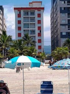 Photo for Apartment Foot in the Sand Praia Grande