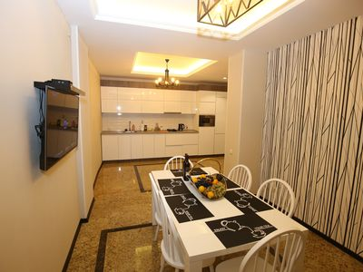 Photo for HIGH CLASS APARTMENTS in center of Tbilisi with Free Transfer from/to Airport