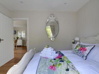 Photo for Beautiful private villa with WIFI, TV, washing machine, pets allowed and parking