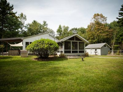 Photo for Woodstock Retreat-Minutes From Town