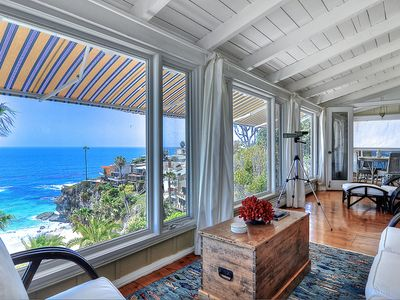 """Photo for Gated Oceanfront Home With """"Wow Factor"""" Views And Its Own Private Beach"""