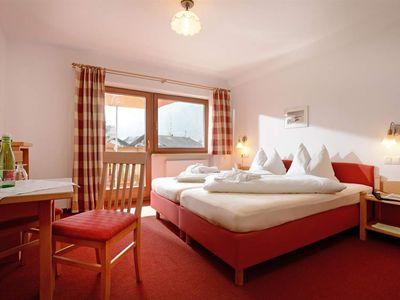 Photo for Double room for single use with shower, WC - Hotel Feichter