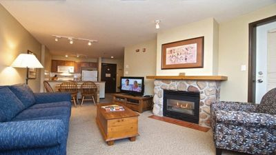 Photo for Charming One Bedroom Condo, Heart of Whistler Village
