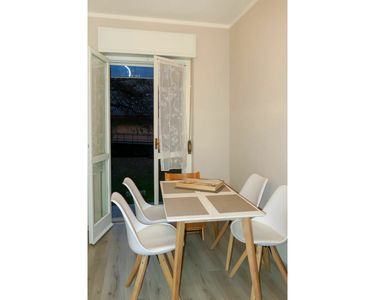 Photo for Lovely apartment for 3 guests with WIFI, TV and pets allowed