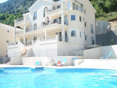 Photo for New Luxury 2 Bedroom Apartment With Beautiful Views Of The Bay Kotor