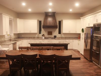 Photo for Large 3700 Sq Ft Home! 5 Bedrooms, 3.5 Baths With Huge Kitchen