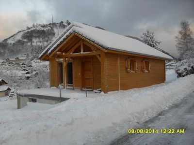 Photo for 2BR Chalet Vacation Rental in La Bresse