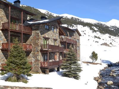 Photo for Apartment Vacation Rental in Vall d'Incles, Andorra