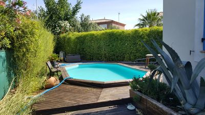 Photo for Villa rental with pool
