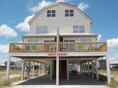 Photo for Easter Weekend Cancellation!  Beach View On West Beach Blvd!  BIG private pool!