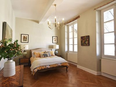 Photo for Family Chateau in Gascony - 7 Ensuite Bedrooms, Air-Con & Pool