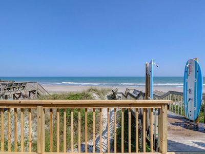 Photo for Beach Life,  oceanfront!