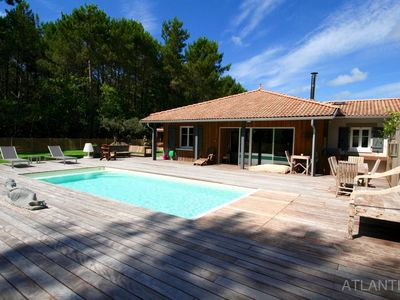 Photo for Charming Villa on the Almost Cap Ferret Island