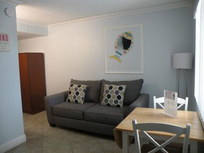 Affordable Efficiency in the Heart of Clearwater Beach #225- Best Rate on the Beach!