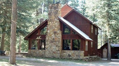 Photo for Beautifully Secluded Among The Pines creek side Home