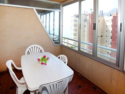 Photo for Apartment Aguamarina in Calpe/Calp - 4 persons, 1 bedrooms