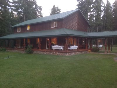 Photo for Private Mountain Home Getaway 3000sqft/3acres