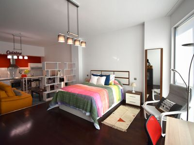 Photo for Finest accommodation for your business or leisure trip to Madrid.