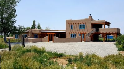 Bright Star Compound in Arroyo Seco ~ Halfway Between Taos Plaza and Ski Valley