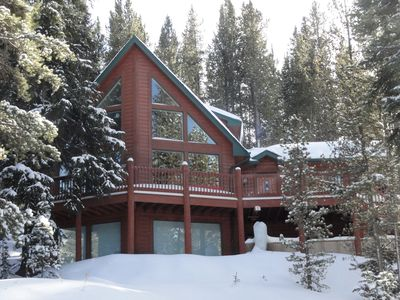 Photo for Breckenridge Luxury Mountain Vacation Home