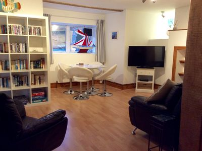 Photo for Family Friendly With Parking And Patio. Located In The Heart Of Swanage.