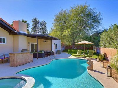 Photo for Palm Desert Sun Lane: 3 BR / 2 BA home in Palm Desert, Sleeps 6