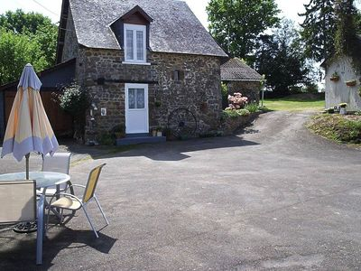 Photo for 1BR Cottage Vacation Rental in Juvigné, Pays De La Loire