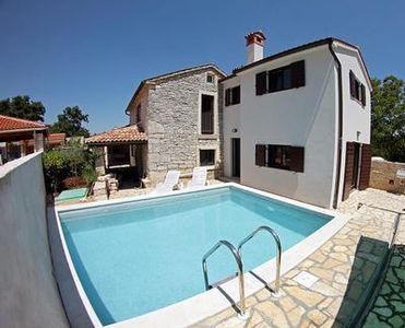 Photo for Holiday house Svetvinčenat for 4 - 6 persons with 2 bedrooms - Holiday house