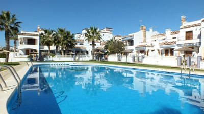 Photo for Exclusive 3 Bed Villa in Villamartin with Pool, Free Wi-Fi, A/C & Satellite TV