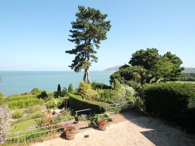 Photo for The Stable Block, Porlock Weir - Sleeps 2 - Exmoor National Park - Sea Views