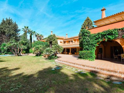 Photo for 9 Bedroom PALACE In Tropical Gardens, Marbella ✔